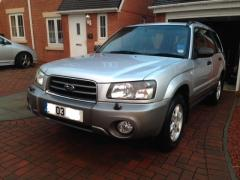 2003 Forester 2.0X (AWP)