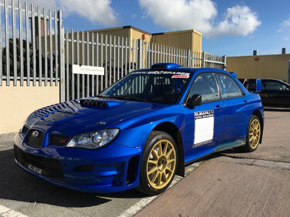Subaru S12 WRC P55 SRT Rally Car for Sale by Tree Group IMG_9129.JPG