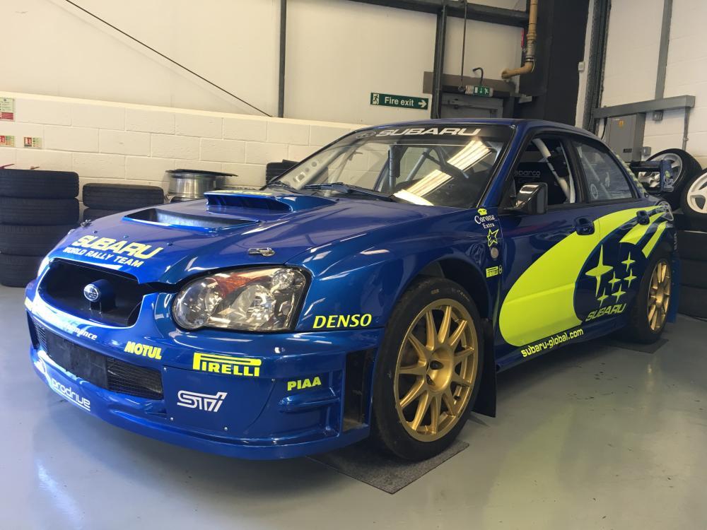 Subaru S10 WRC ST53 SRT Rally Car for Sale by Tree Group IMG_1047.JPG