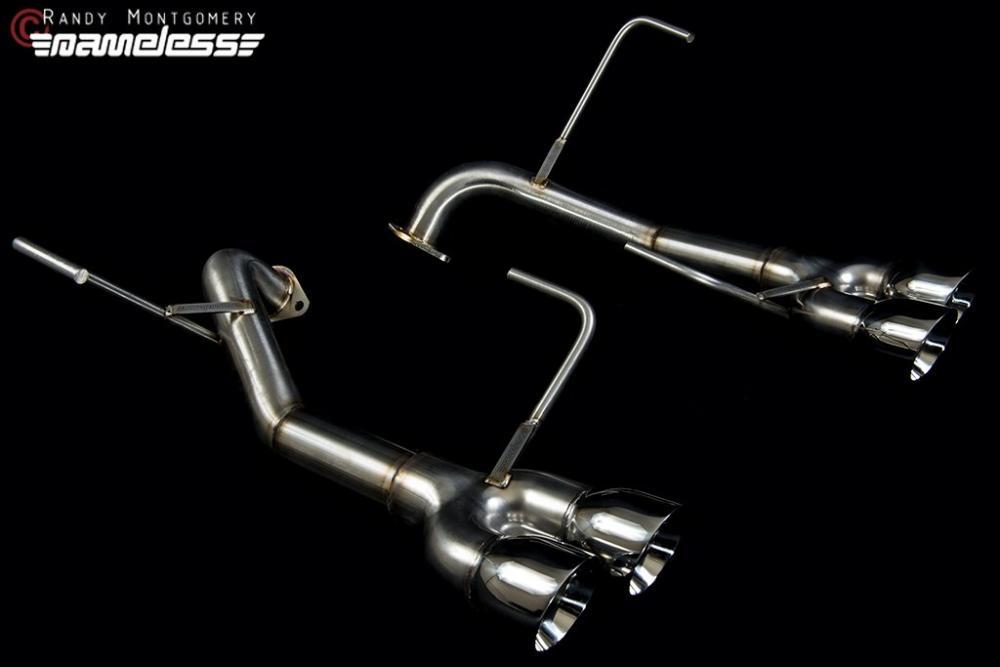 Muffler delete axle back only - Member's Subarus For Sale