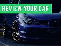 Help Others and Review Your Car
