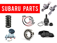 Huge Range Of Subaru Parts