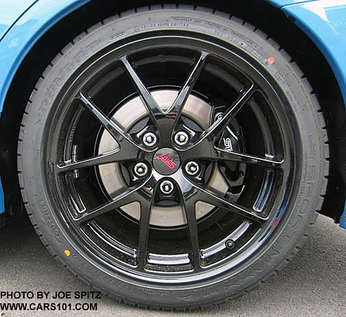BBS wheels for WRX STI 2015+ - Subaru Tyres / Wheels