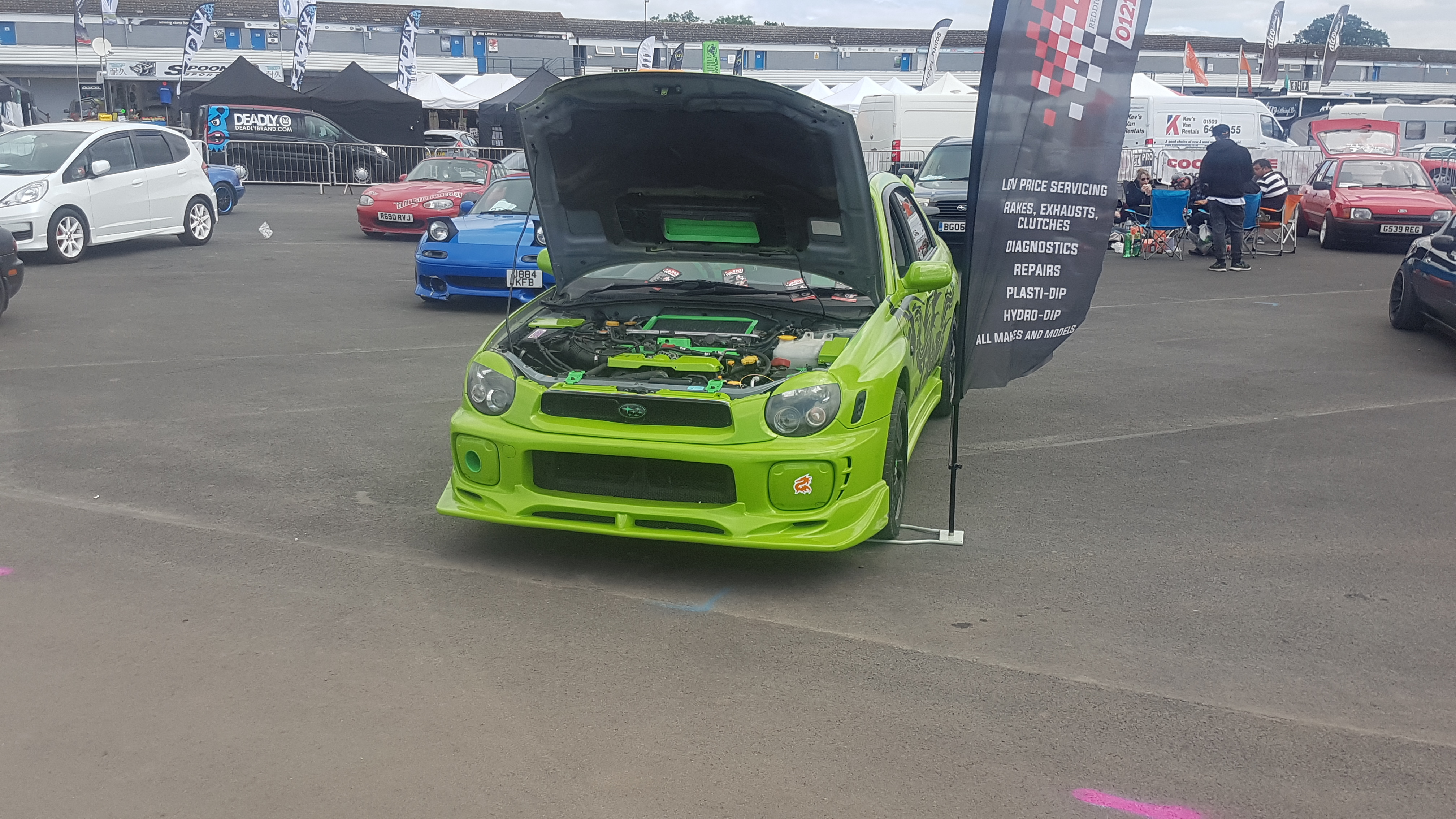 Subaru impreza WRX NBR - Member's Subarus For Sale - Subaru