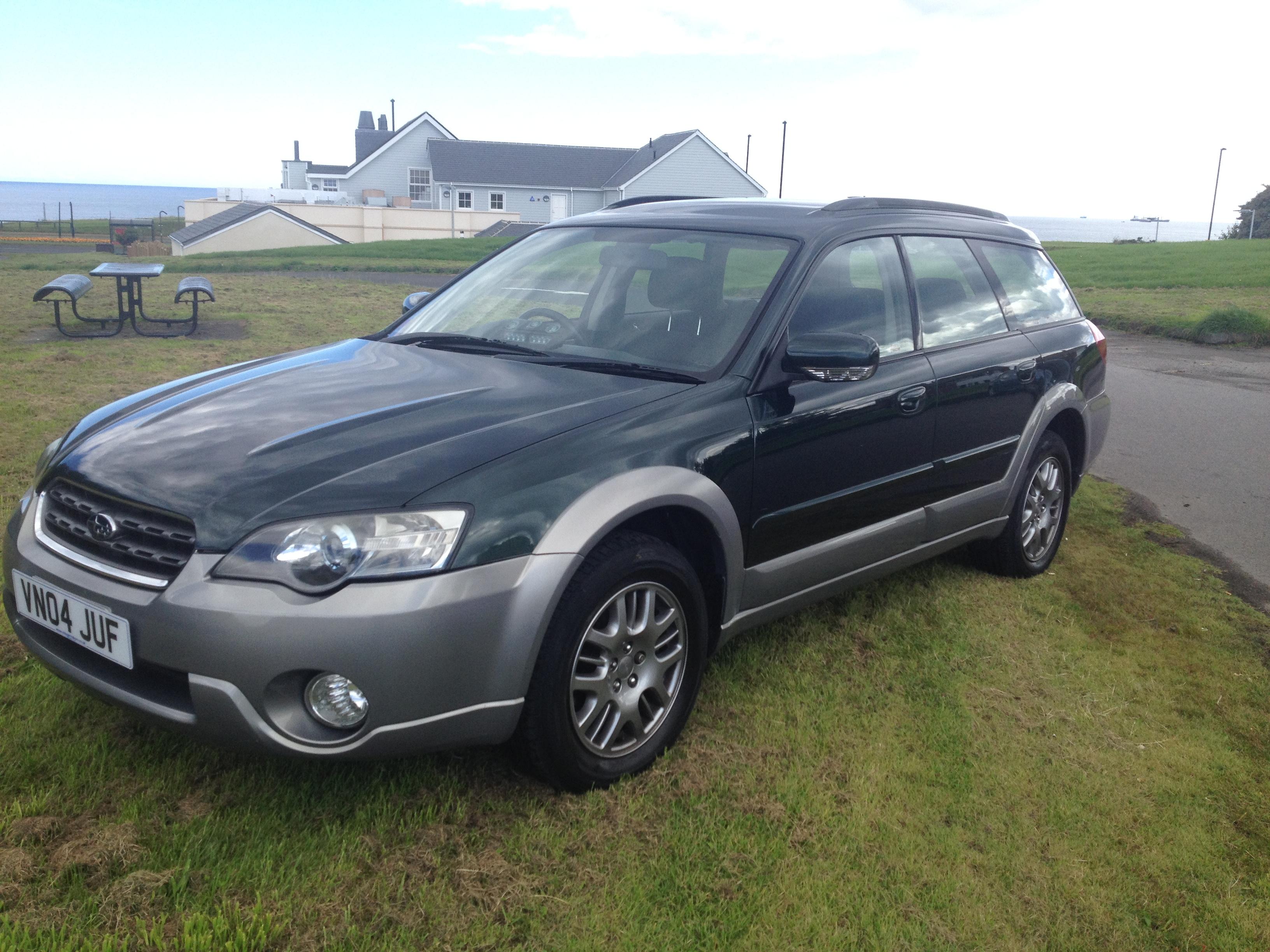 Subaru Outback 2 5 2004 Member s Subarus For Sale